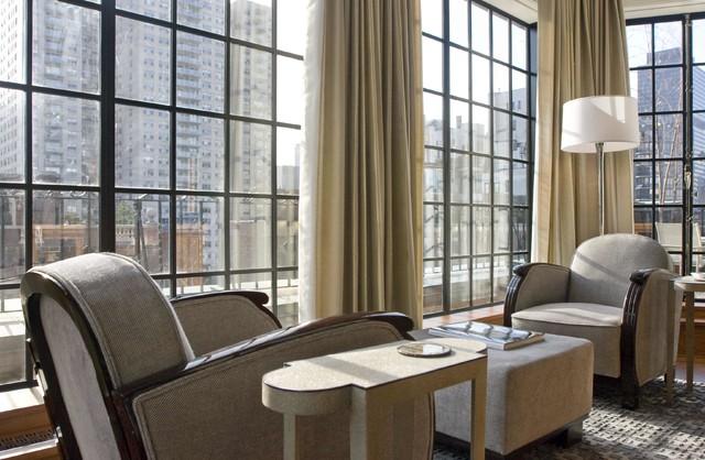 Art Deco Penthouse Pied A Terre