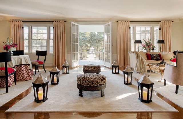 Art Deco With Egyptian Revival Neoclassical Roots