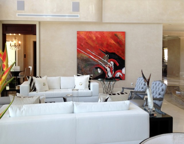 Art from May 2013 contemporary-living-room