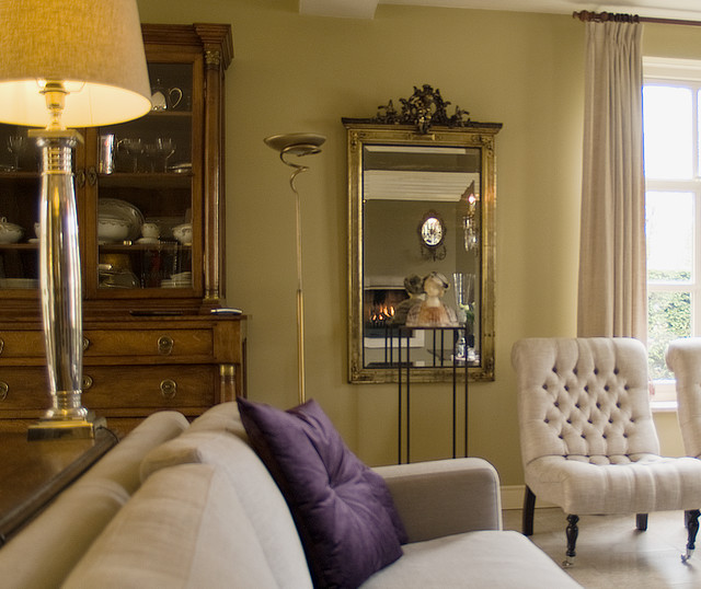 Houzz Living Rooms Traditional: Art Nouveau Elegance In The Netherlands