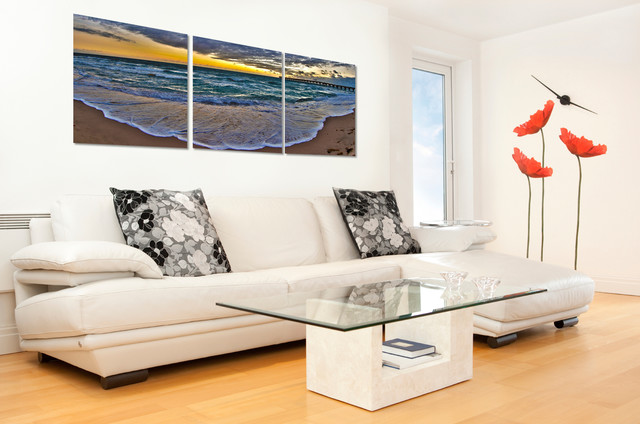 Art Photography - wall art 3 - Modern - Living Room - Miami - by ...