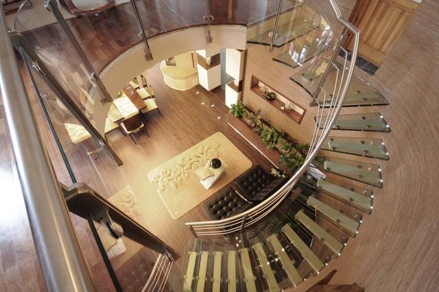 Art&deco contemporary-living-room