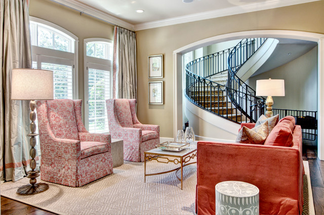Artcentric Residential Design in Houston contemporary-living-room