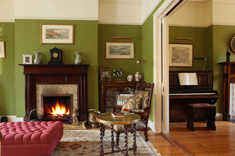 traditional irish home decor | letters from eurolux