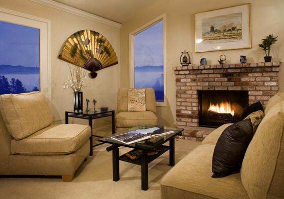 Asian Living Room