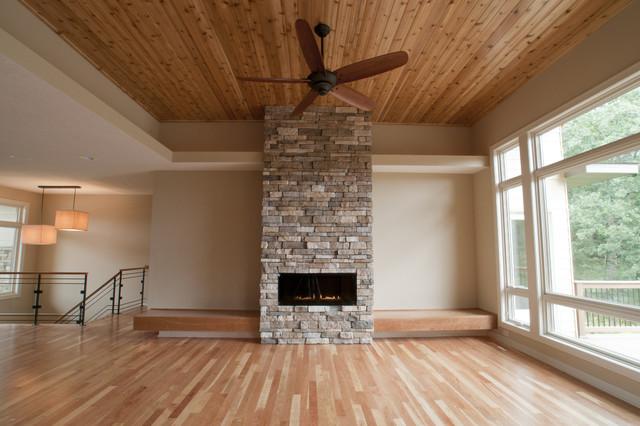 Aspen Lake III modern-living-room