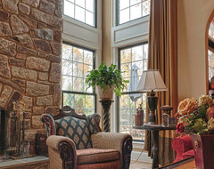 Asquith Oaks traditional-living-room