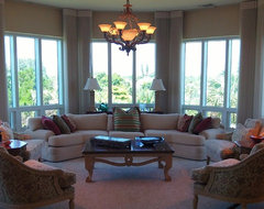 Assisted Living Condo Naples, Fl. traditional-living-room