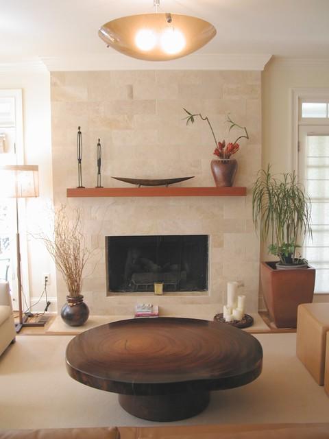 Atlanta/Marietta Interior contemporary-living-room