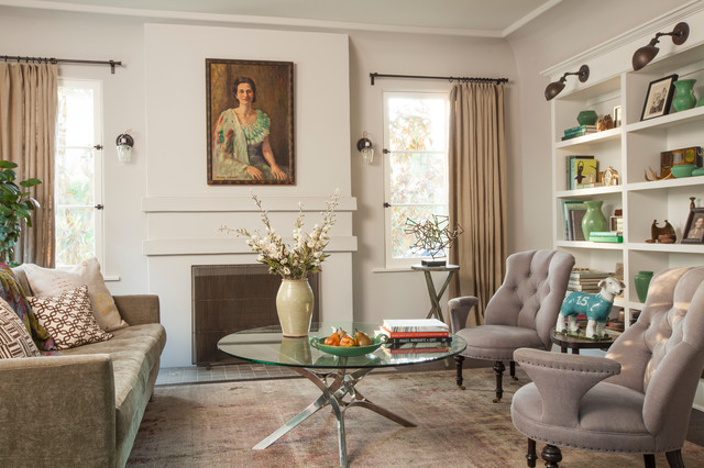 New This Week 5 Fully Decorated Living Rooms That Don T