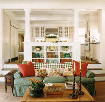 Austin Patterson Disston Architects traditional-living-room