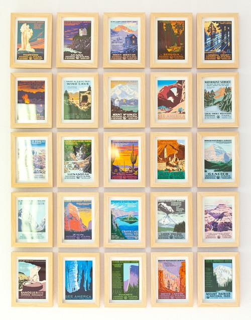 写真ポストカードの飾り方 お手本にしたい海外のおしゃれなインテリア30選