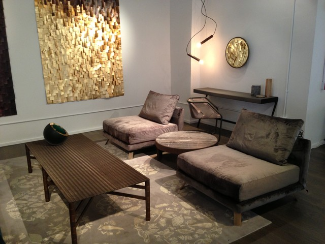 Avenue Road Showroom (Toronto & New York) contemporary-living-room