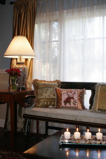 Avery Design Interiors Portfolio traditional-living-room
