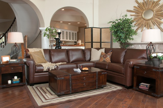 Avery - Traditional - Living Room - San Diego - by Jeromes Furniture