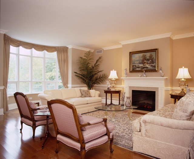 Avignon Living Room Traditional Living Room Toronto By Stylish Fireplaces Interiors By