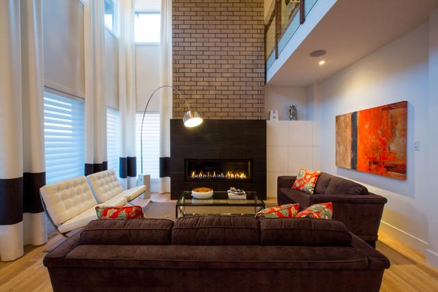 amazing award winning living room | Award Winning Design - The Grandview b - Contemporary ...