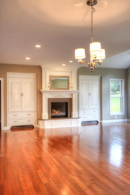 Award-Winning Interior Space 2011 traditional-living-room