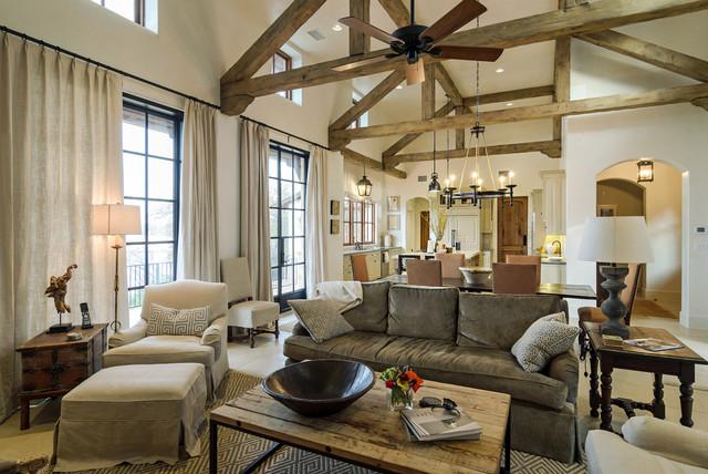 amazing award winning living room | Award winning Lake Travis residence
