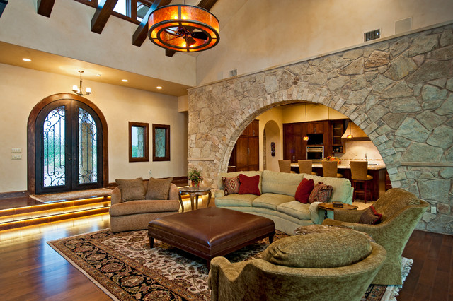 Award Winning Projects Traditional Living Room