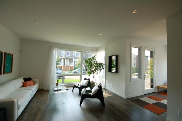 B line medium 002 living modern living room minneapolis for The living room 002