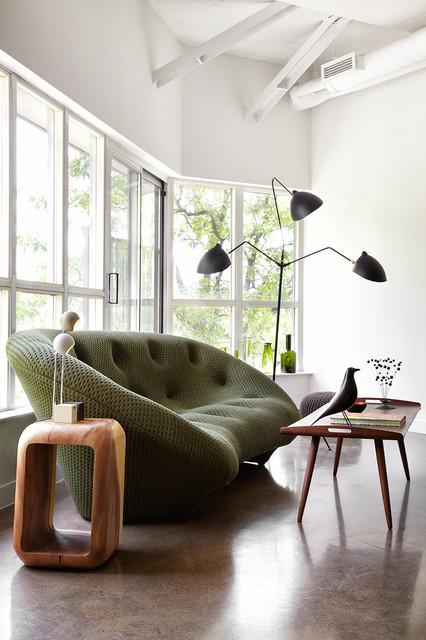 Charmant Bachelor Loft   Contemporary   Living Room   Toronto   By Stephane Chamard