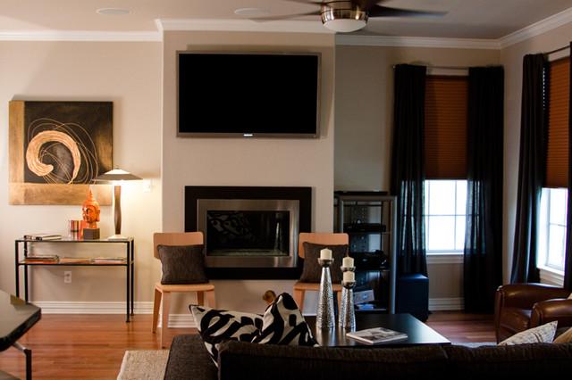 Bachelor Pad Living Room : Bachelor Pad