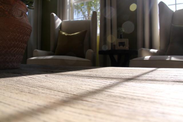 Bachelor Pad Modern Cigar Room eclectic-living-room