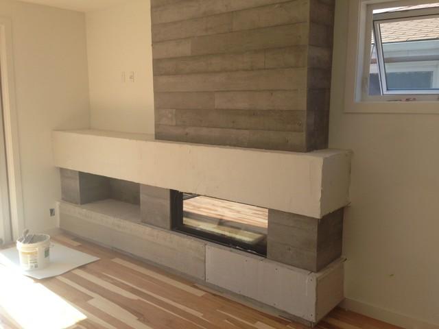 Backsplash Fireplaces