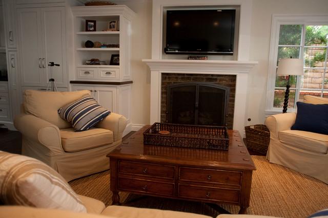Bailey traditional-living-room