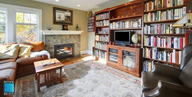 Baker Remodel traditional-living-room