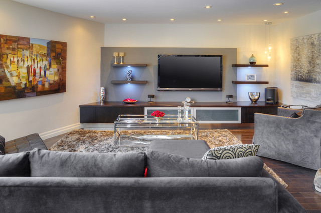 Balanced Home in London (1247) - Modern - Living Room - Toronto - by ...