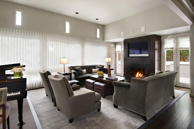 Baldwin Street Living Room contemporary-living-room
