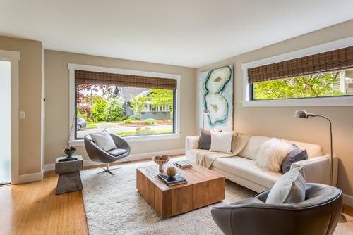 9 idee per abbinare il divano bianco life repubblica - Specchi per soggiorno ...