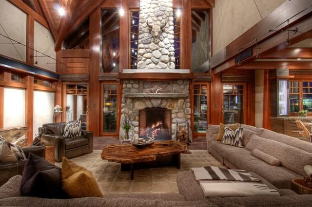 Banff Whistler Cabin