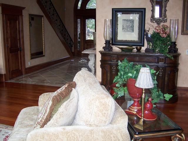 Banks Oregon traditional-living-room