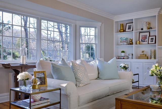 Bankside Drive - Living Room transitional-living-room