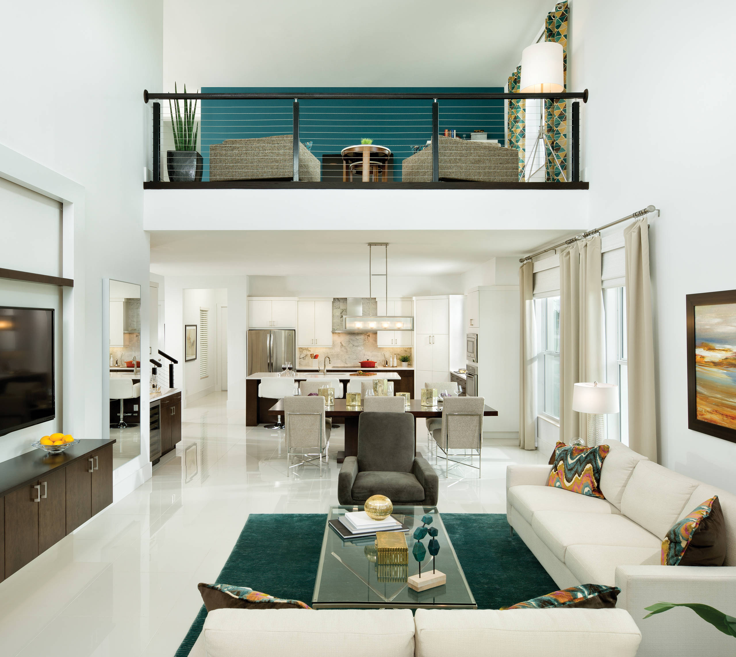 Model Home Interiors Houzz