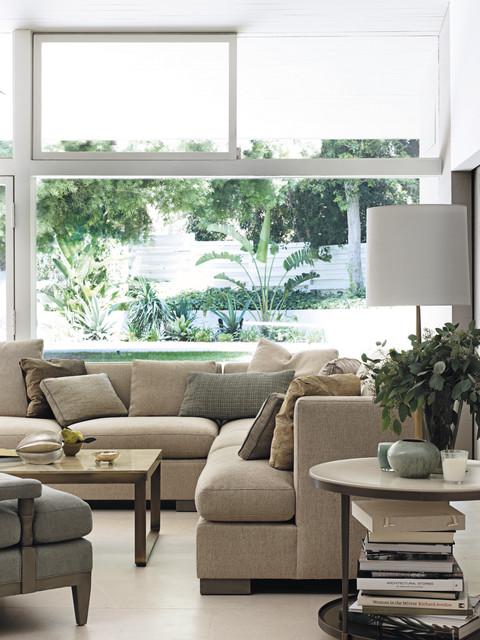 Barbara Barry Living Room Baker Furniture Contemporary