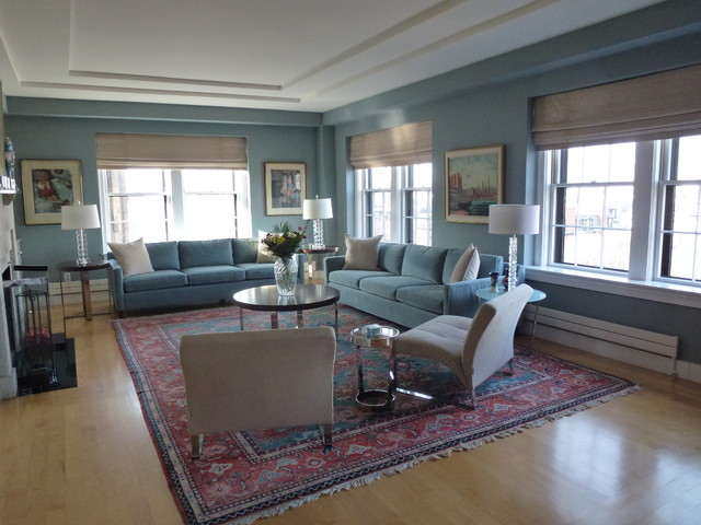 Contemporary Living Room Colors barbara jacobs color and design - contemporary - living room - san