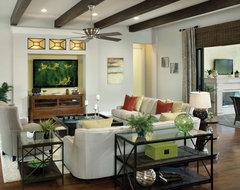 Bardmoor 1172 contemporary-living-room