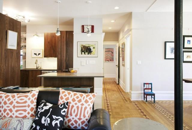 barn light fargo pendant in galvanized living room contemporary living room pendant lighting living room