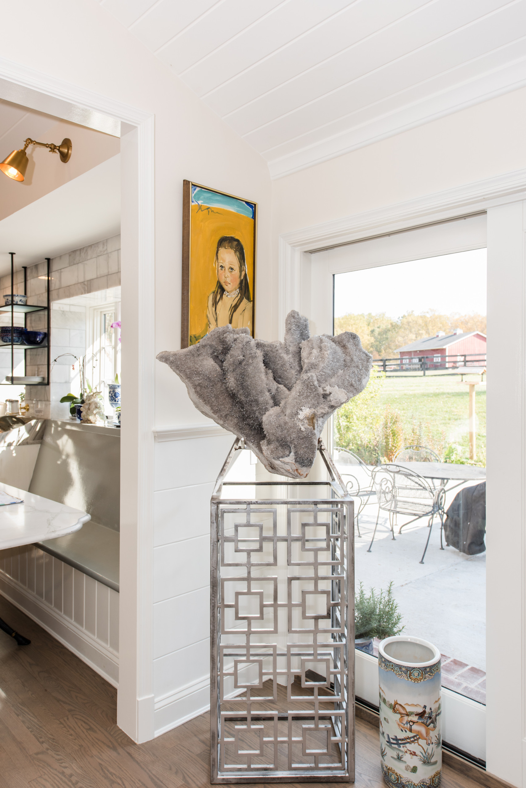 Barnesville, MD Eclectic-contemporary House Remodel