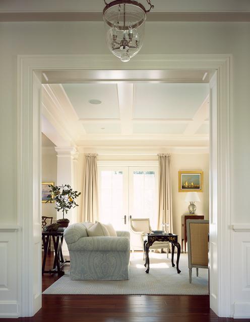 Barnstable Residence traditional-living-room