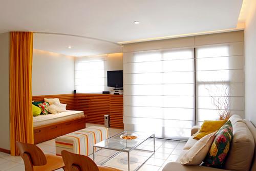 Bedroom Design: 5 Ways to Define a Bedroom in a One-Room Living ...
