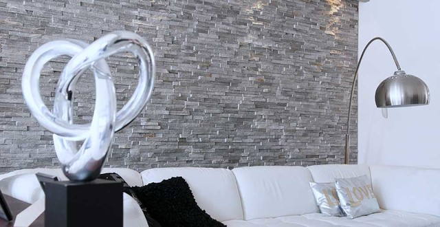 Barroco Stone Panels Wall Decoration Modern Living Room Amsterdam By