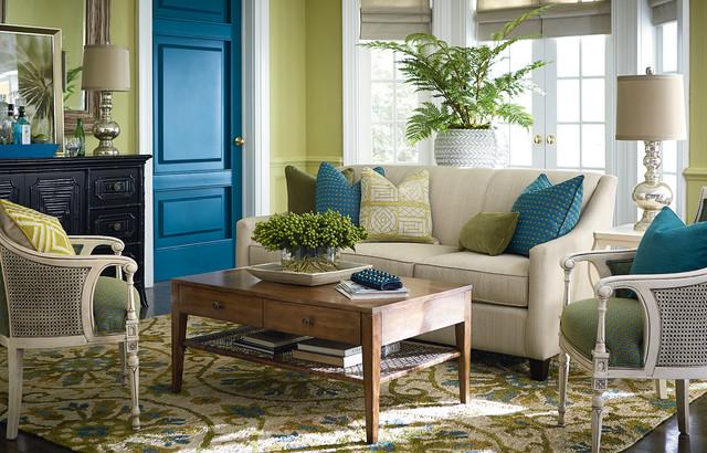 bassett furniture beach style living room orlando
