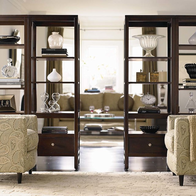 bassett traditional living room other metro by
