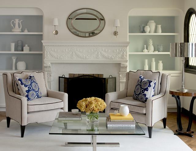 Bay Street traditional-living-room