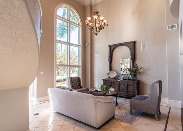 Bayou Road - Kitchen Remodel living-room